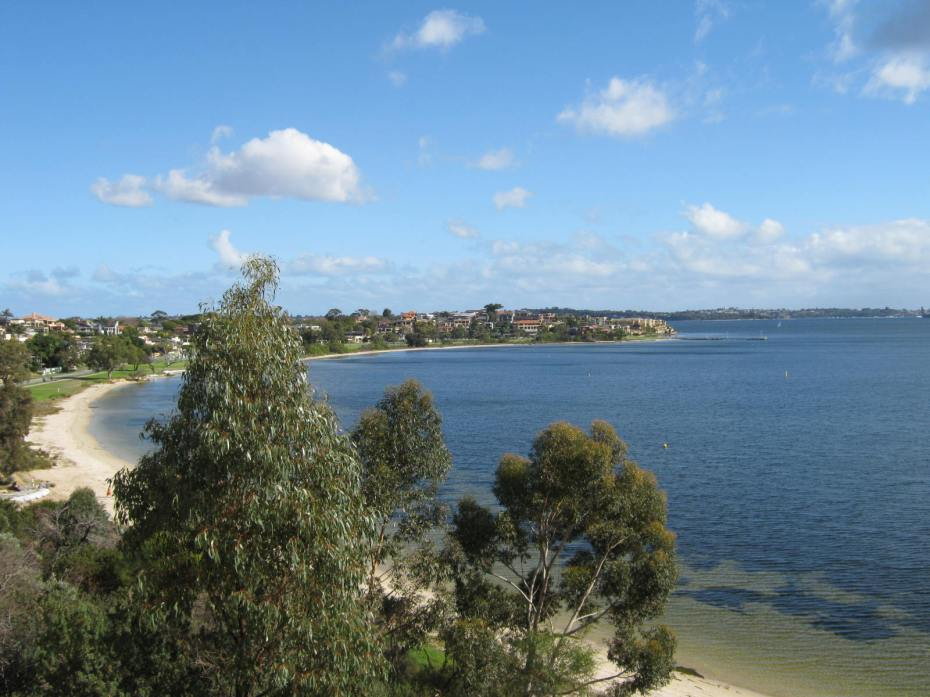 View from Point Heathcote